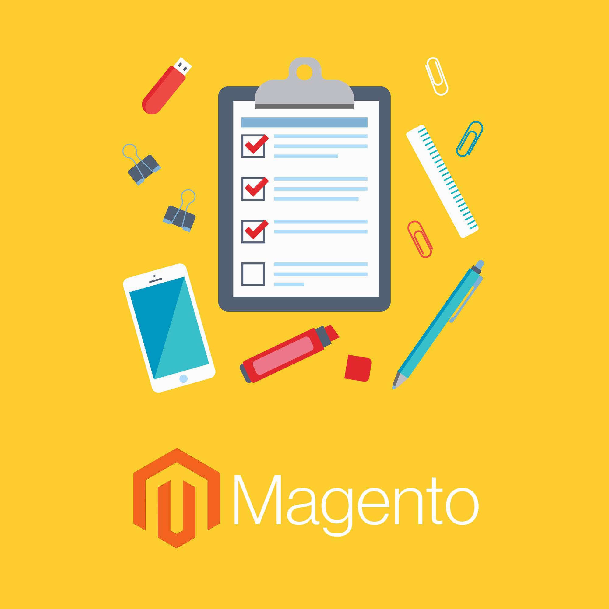 Usability Audit für Magento